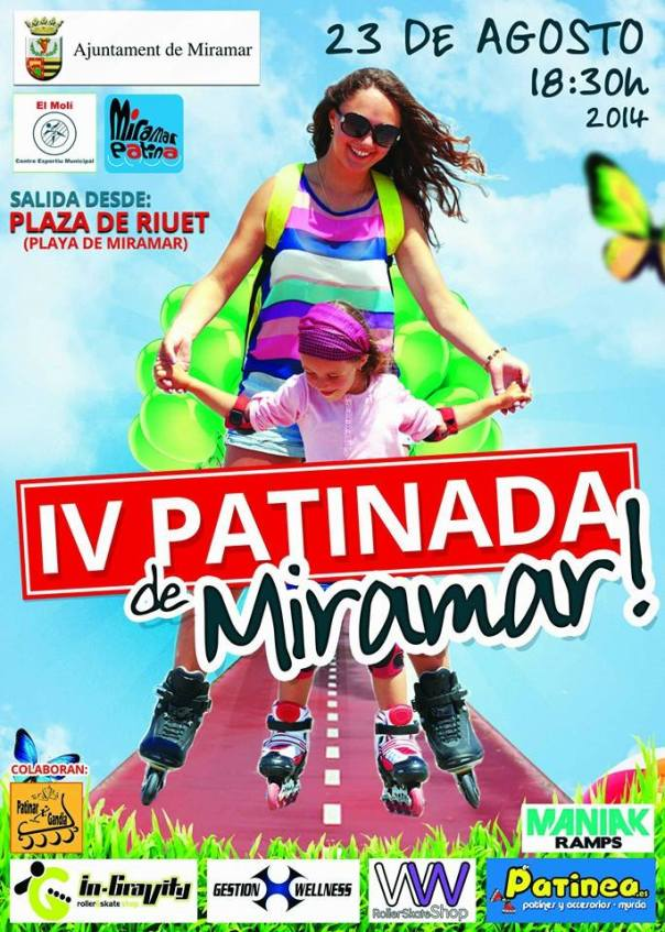Patinada Miramar