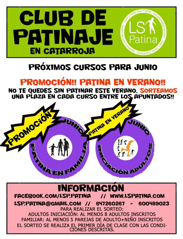 PUBLI FAMILIAR E INICIACIÓN ADULTOS PROMO SORTEO
