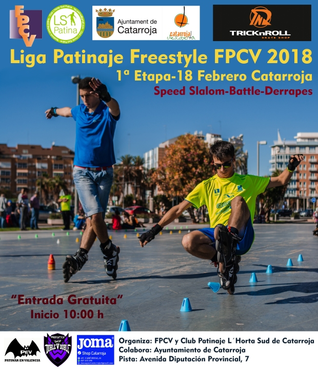 Cartel LSP B Freestyle Liga 2018